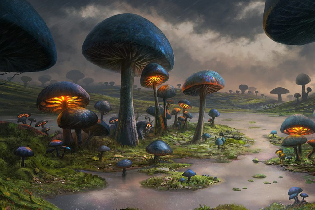 100 Fantasy Drugs and Their Effects