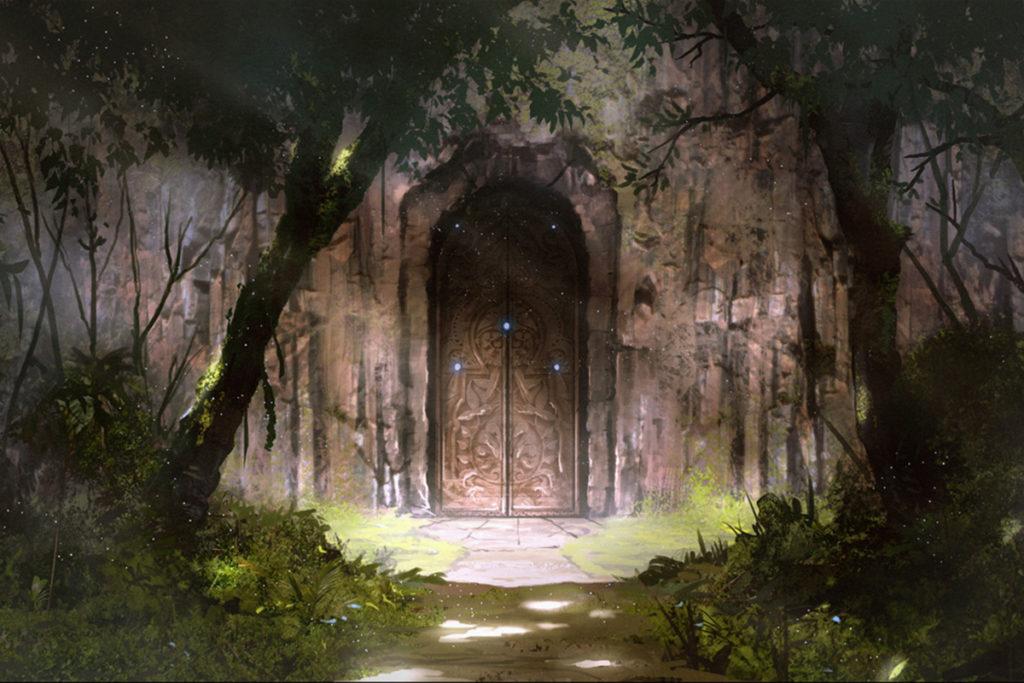 100 Interesting Dungeon Doors