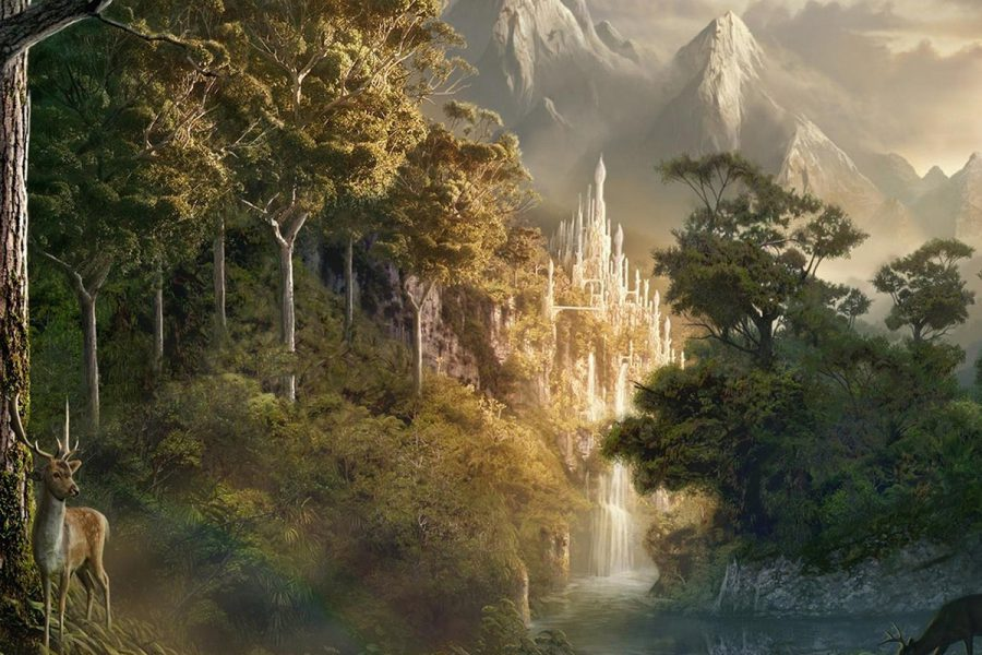100 Magical Landscapes