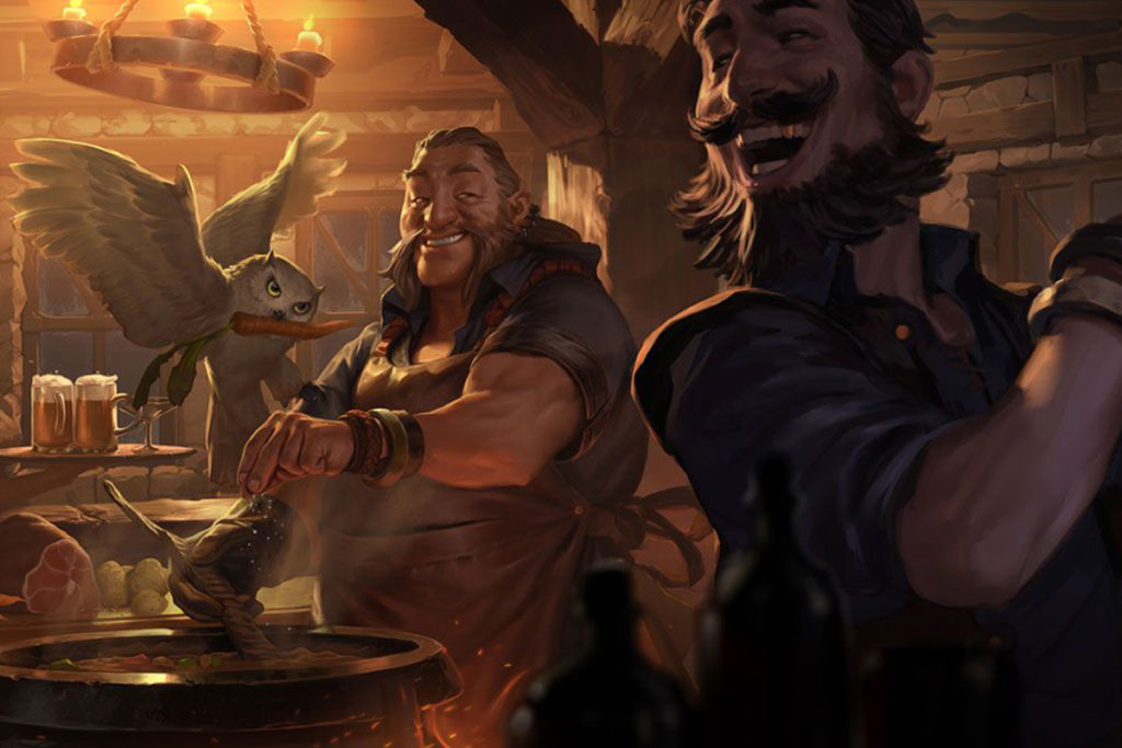 100 Interesting Tavernkeepers