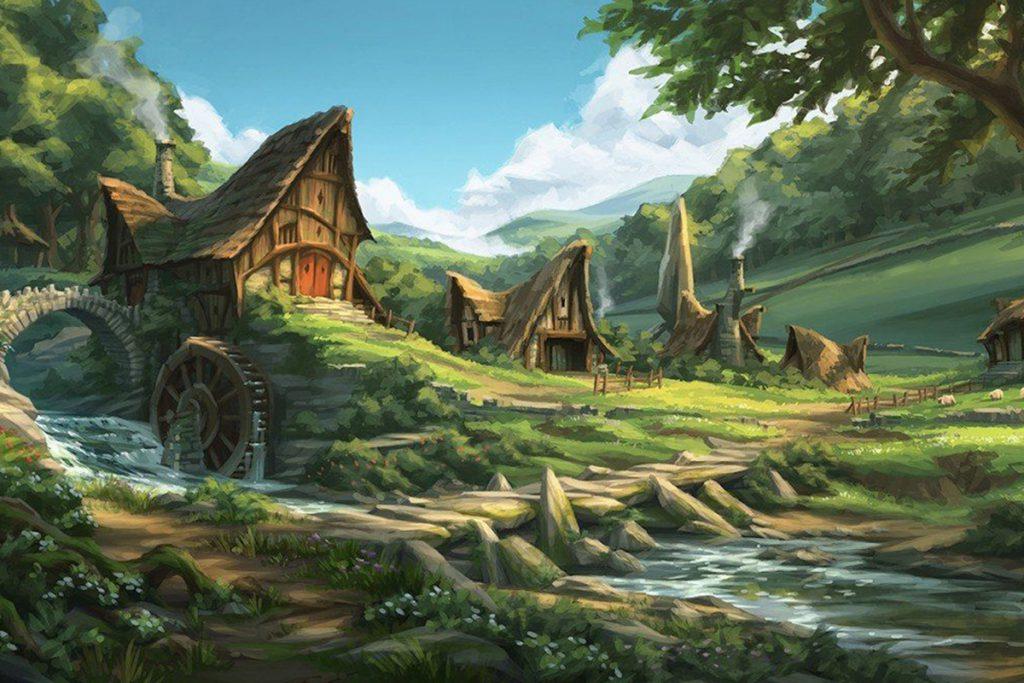 300+ Fantasy Village Names