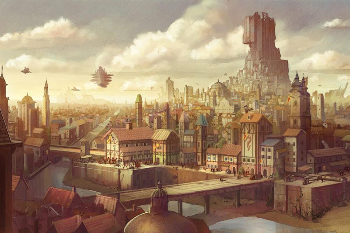 100 City Quests