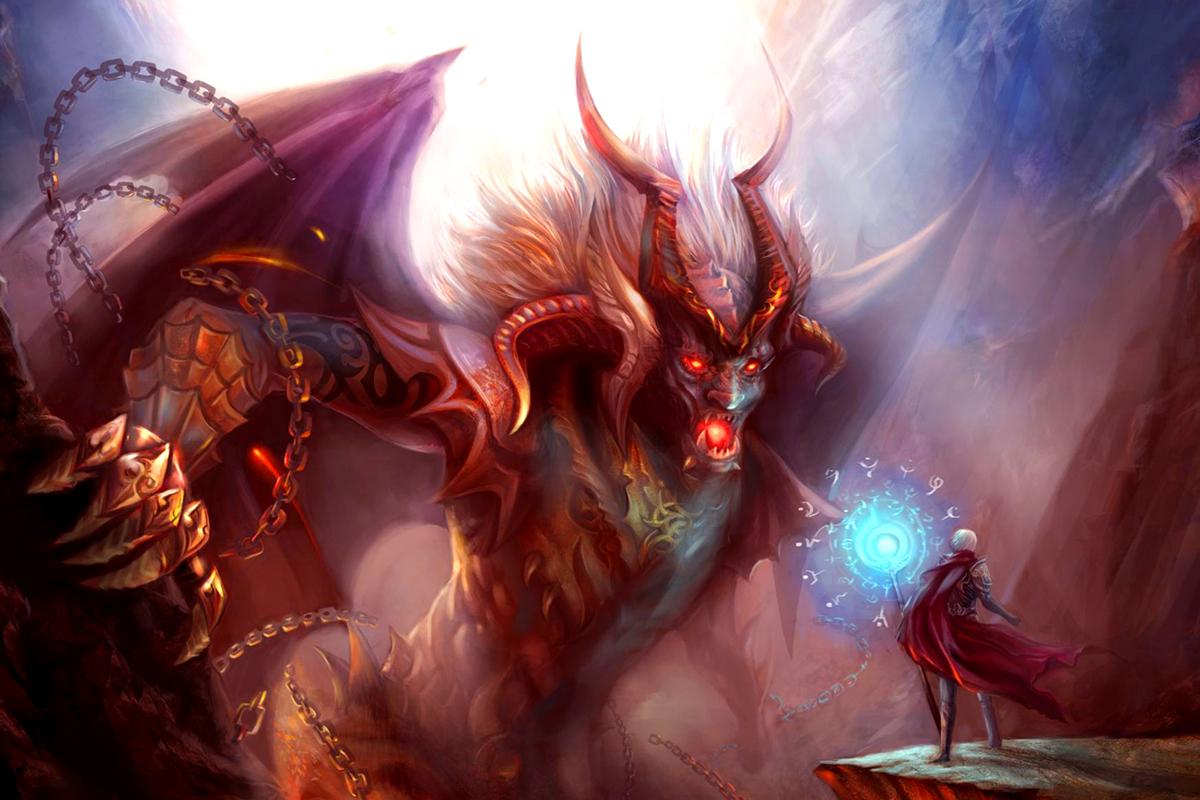 100 Demon Lords