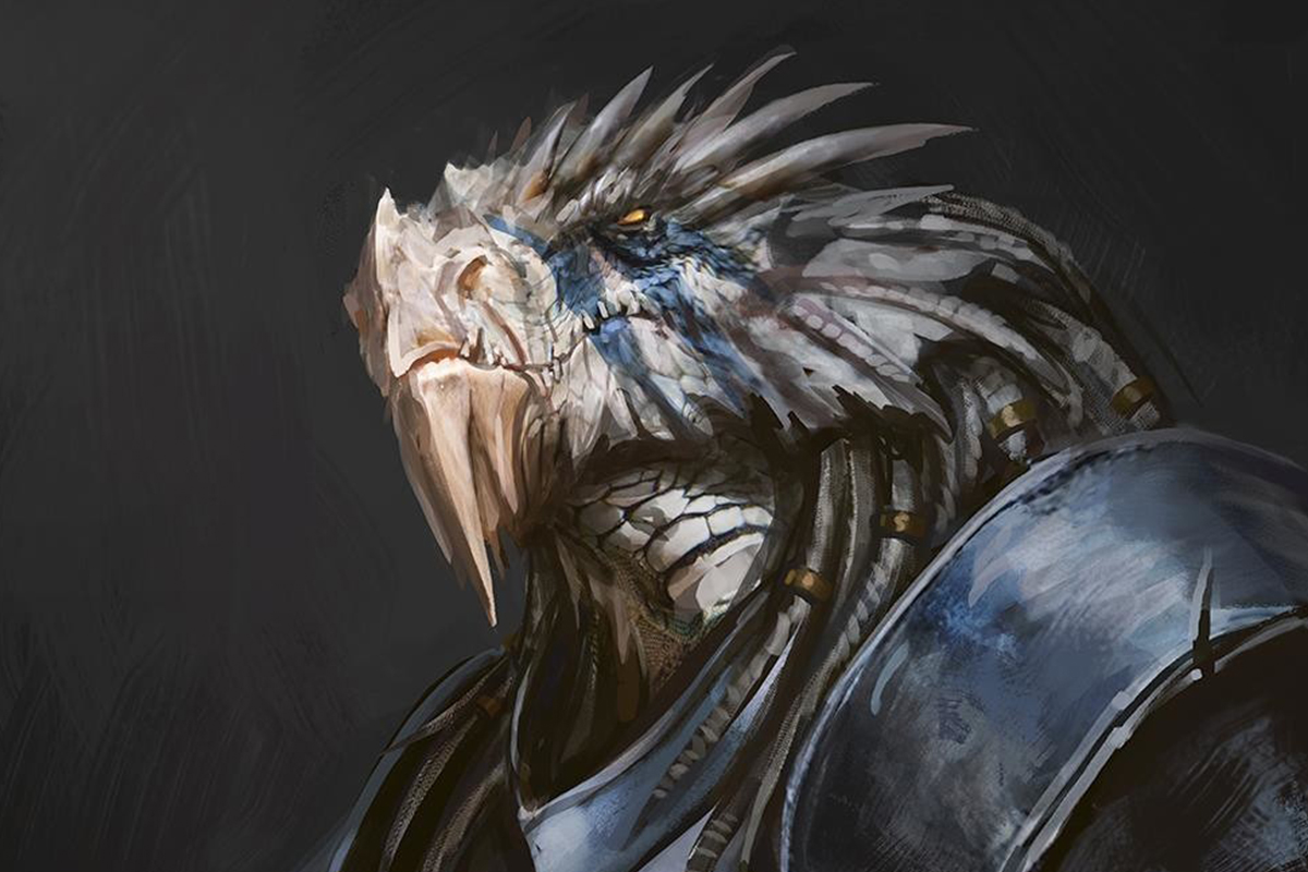 100 Dragonborn Traits
