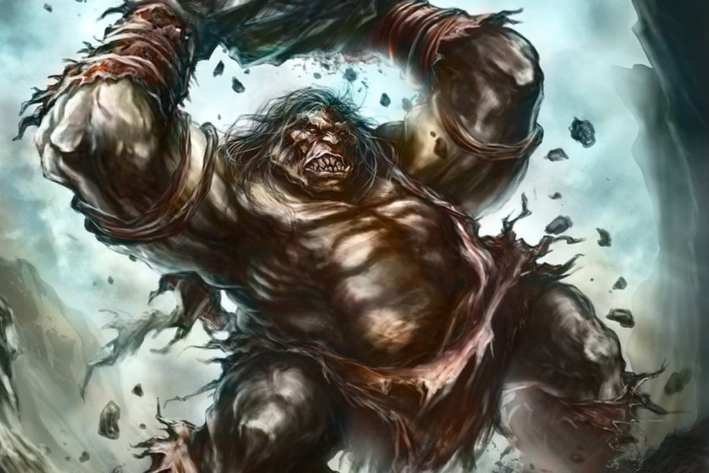 100 Things in an Ogre's Pockets