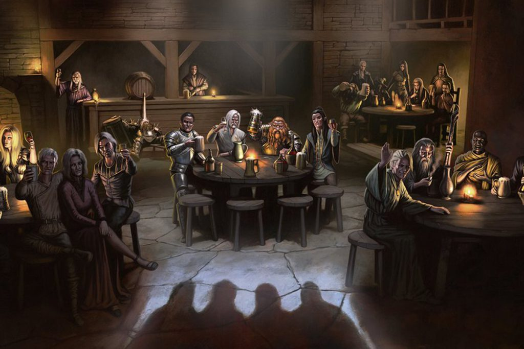 100 Signature Tavern Drinks