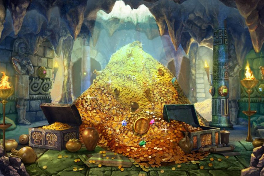 100 Mysterious Trinkets