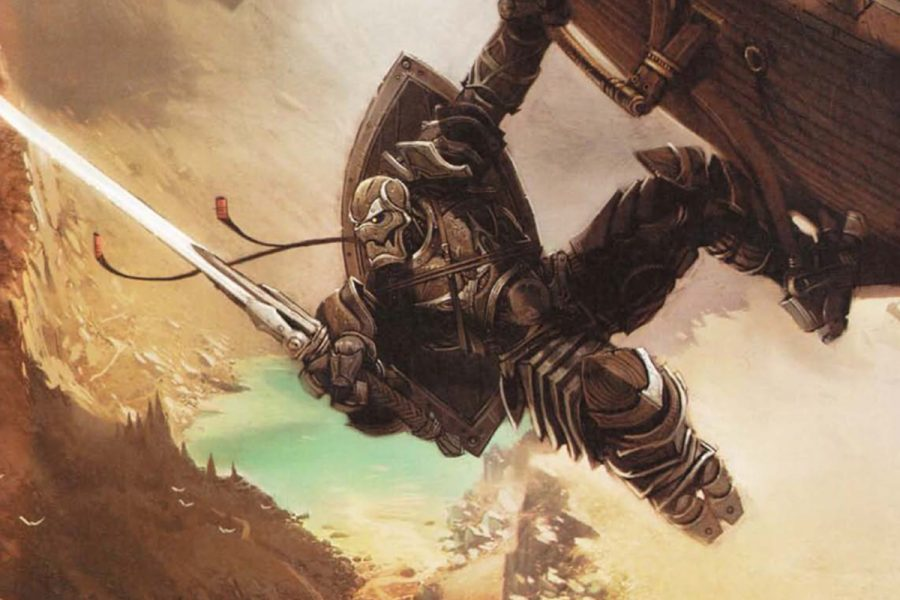100 Warforged Quirks