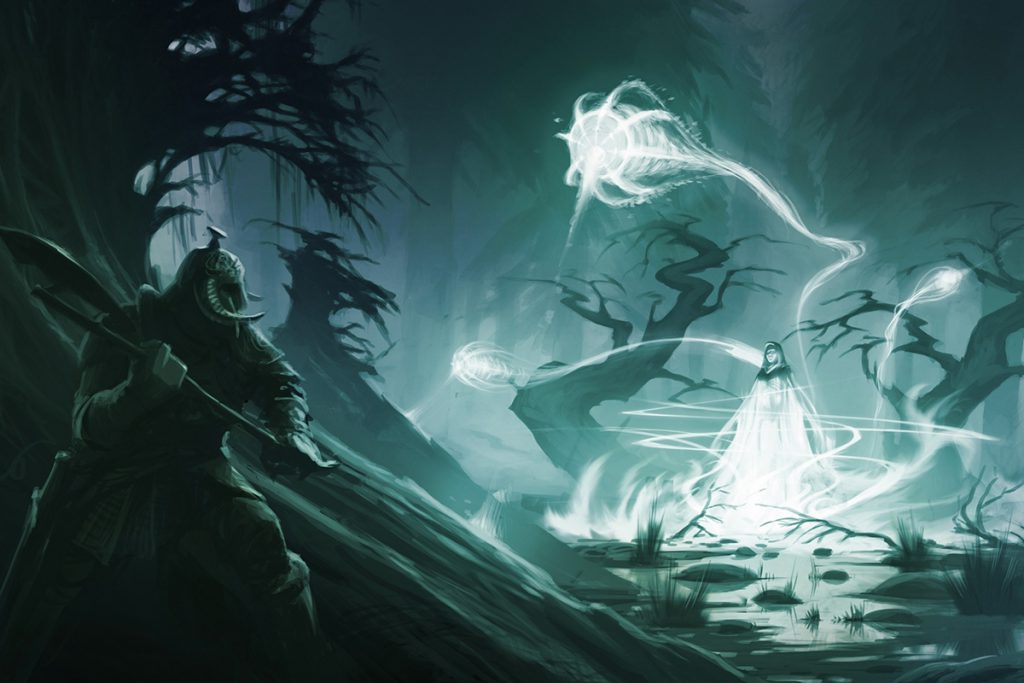 100 Wild Magic Surges